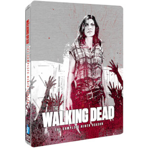 The Walking Dead Season 9 Steelbook