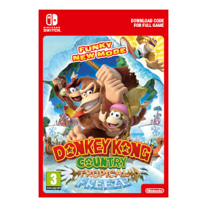 Donkey Kong Country: Tropical Freeze - Digital Download