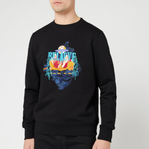 PS Paul Smith Men's Regular Fit Believe Sweatshirt - Black