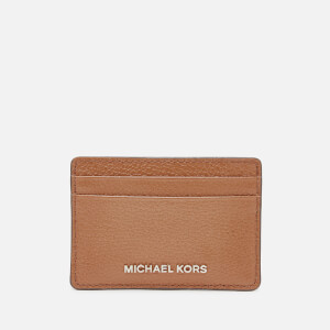 MICHAEL MICHAEL KORS Women's Jet Set Card Holder - Luggage