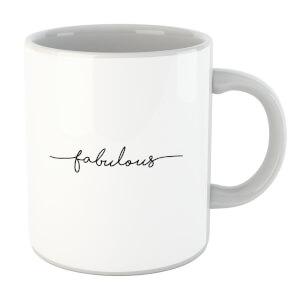 Scriptive Fabulous Mug