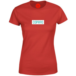 COPA90 Everyday - Red/White/Green Women's T-Shirt