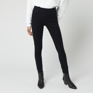 Levi's Women's 721 High Rise Skinny Jeans - Long Shot