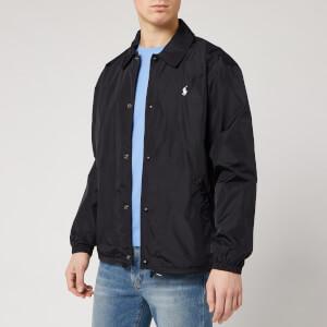 Polo Ralph Lauren Men's Coaches Jacket - Polo Black