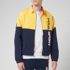 Polo Sport Ralph Lauren Men's Lined Jacket - Yellowfin/Cruise Navy