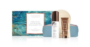 Vita Liberata Fabulous Tan & Glow Discovery Kit - Dark Mousse