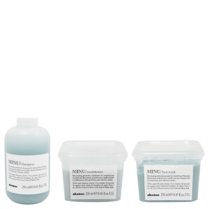 Davines Essentials Minu Trio (Worth $120.85)