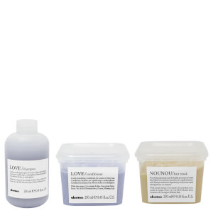 Davines Essentials Smooth Trio (Worth $120.85)