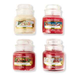 Yankee Candle Small Jar Candle - Various Christmas Scents