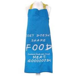 Friends 'Joey Doesn't Share Food' Apron