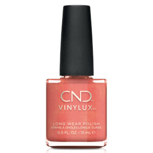 CND Vinylux Desert Poppy Nail Varnish 15ml