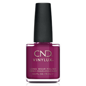 CND Vinylux Berry Boudoir Nail Varnish 15ml