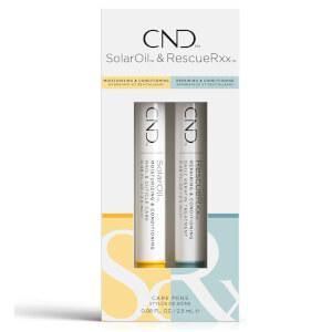 CND Essentials Duo Pack Care Pens 2 x 2.36ml