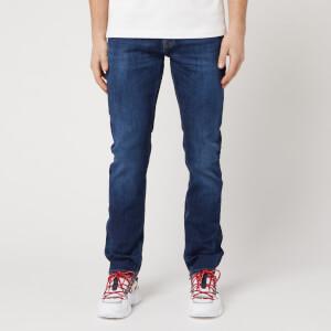 Tommy Hilfiger Men's Denton Straight Jeans - Park Blue