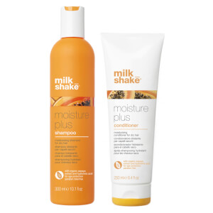 milk_shake Moisture Plus Shampoo and Conditioner Duo (Worth $51.90)