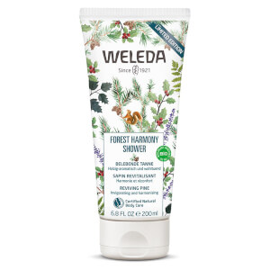 Weleda Limted Edition Forest Harmony Shower Wash 200ml