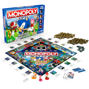 Monopoly Gamer - Sonic the Hedgehog