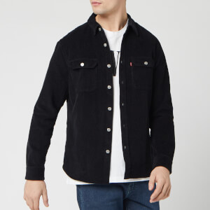 Levi's Men's Jackson Worker Shirt - Mineral Black
