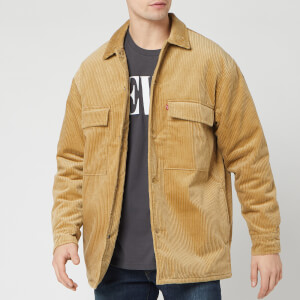 Levi's Men's O'Farrel Overshirt - Harvest Gold