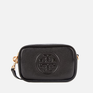 Tory Burch Women's Perry Bombé Cross Body Bag - Black