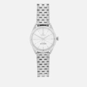 Vivienne Westwood Men's Conduit Watch - Silver