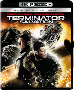 Terminator Salvation - 4K Ultra HD (Includes Blu-ray)