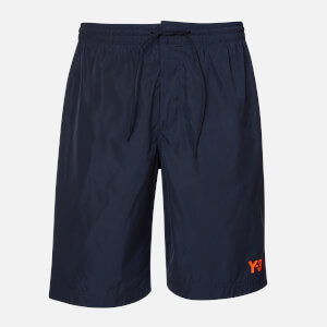 Y-3 Men's Logo Swim Shorts - Legend Ink