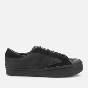 Y-3 Men's Yohji Star Trainers - Black/White/Black