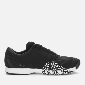 Y-3 Men's Rehito Trainers - Black/White/Black