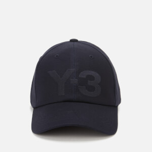 Y-3 Men's Logo Cap - Legend Ink