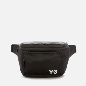 Y-3 Men's Expandable Backpack - Black