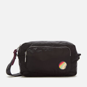 Paul Smith Women's Swirl Cross Body Bag - Black