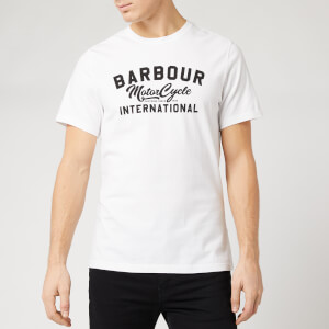 Barbour International Men's Fuse T-Shirt - White