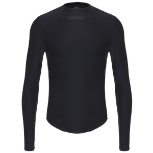 Santini 365 Caldo Long Sleeve Baselayer - Black