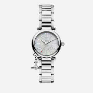 Vivienne Westwood Women's Mother Orb Watch - Silver