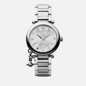 Vivienne Westwood Women's Orb Watch - White