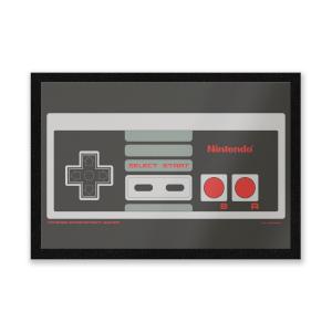 NES Controller Entrance Mat