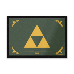 Paillasson Triforce Nintendo