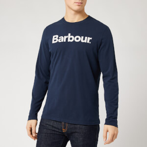 Barbour Storm Force Men's Roanoake Long Sleeve T-Shirt - New Navy