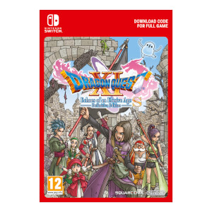 DRAGON QUEST XI S: Echoes of an Elusive Age - Definitive Edition - Digital Download