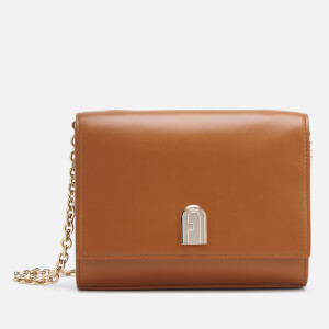 Furla Women's 1927 Mini Cross Body Bag - Cognac