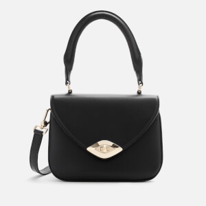 Furla Women's Eye Mini Top Handle Bag - Onyx