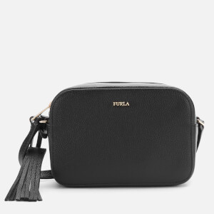 Furla Women's Mimi Medium Cross Body Bag - Onyx