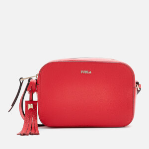 Furla Women's Mimi Mini Cross Body Bag - Pink