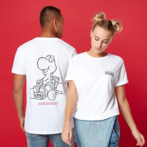 T-shirt Unisexe Yoshi - Blanc