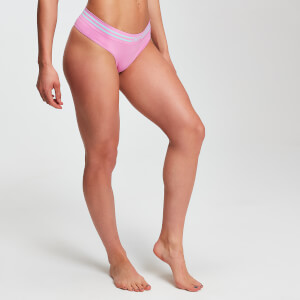 Women's Seamless Thong - Candy