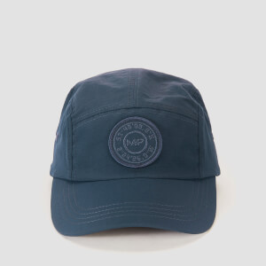 Heren 5 Panel Cap - Ink