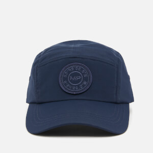 Men's 5 Panel Cap - Mörkgrå