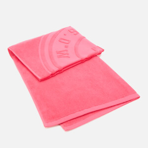 MP Large Towel - Super Pink
