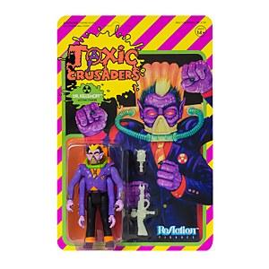 Super7 Toxic Crusaders ReAction Figure - Dr. Killemoff